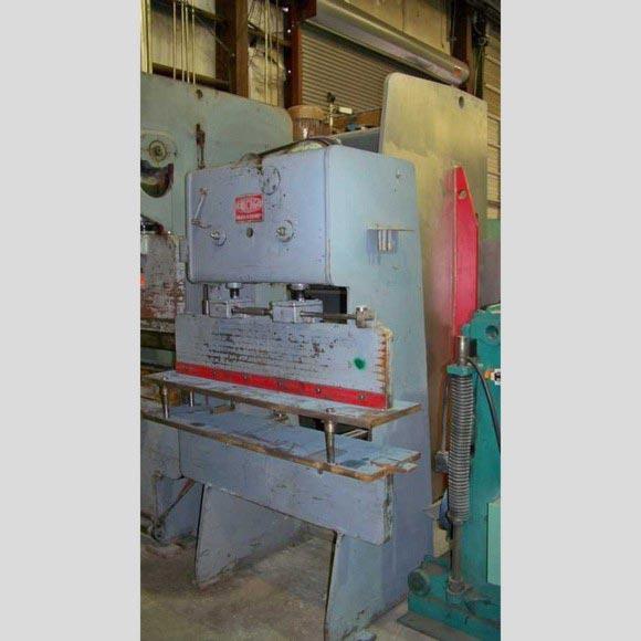 Mild Steel Water Jet Working Belarus: Chicago 4 Foot X 11-Ton Press Brake