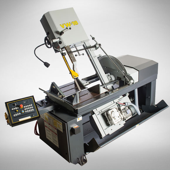 Metal Band Saws - Bud's Machine Tools