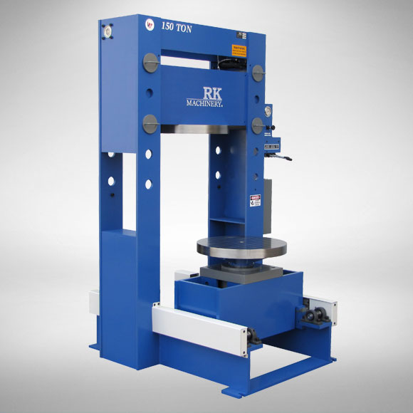 Hydraulic Presses - Bud's Machine Tools