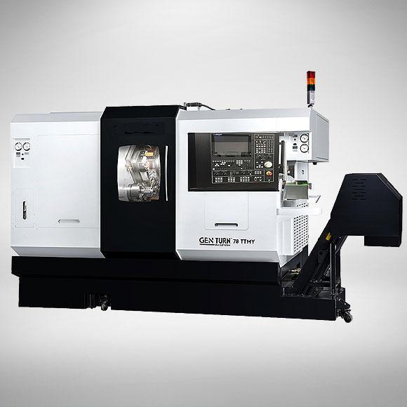CNC Metal Lathes - Bud's Machine Tools