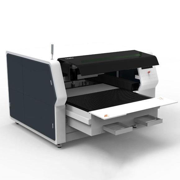 Bodor I7 Fiber Laser Bud S Machine Tools