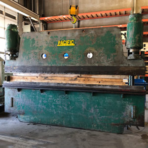 Used Plate Rolls - Bud's Machine Tools